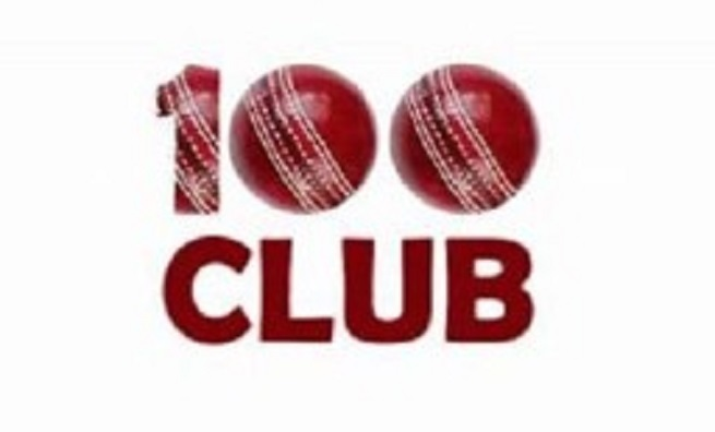 Latest 100 club winners for June and July!